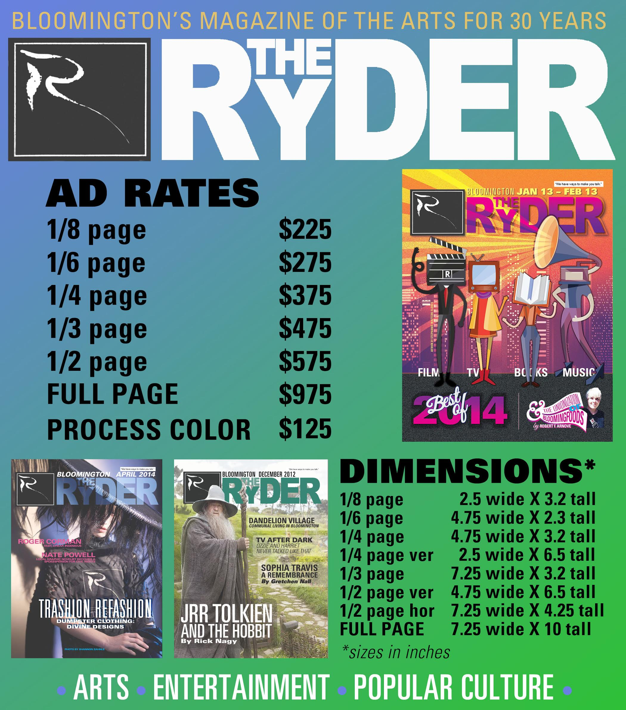 flyer advertising costs | template