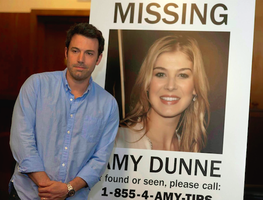 "From ""Gone Girl"""