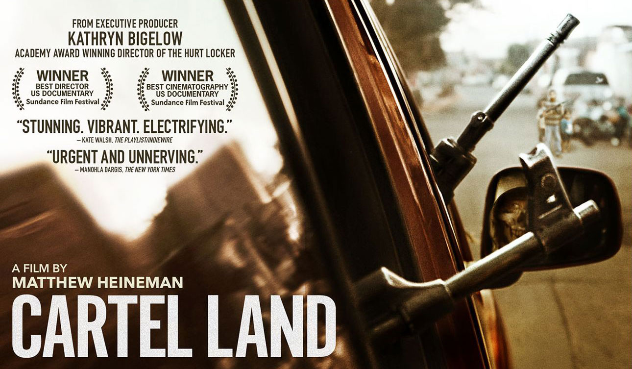 Cartel Land - The Ryder