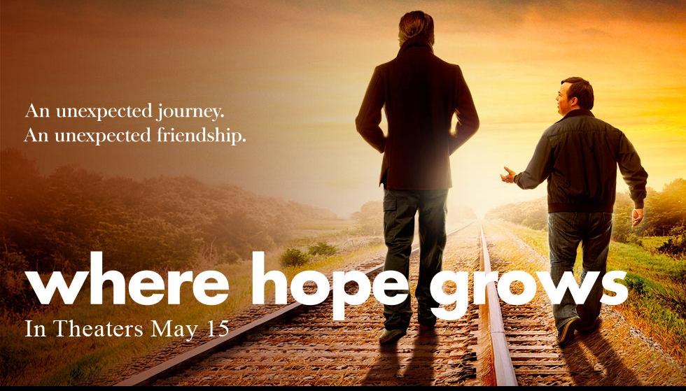where hope grows filmi ile ilgili görsel sonucu
