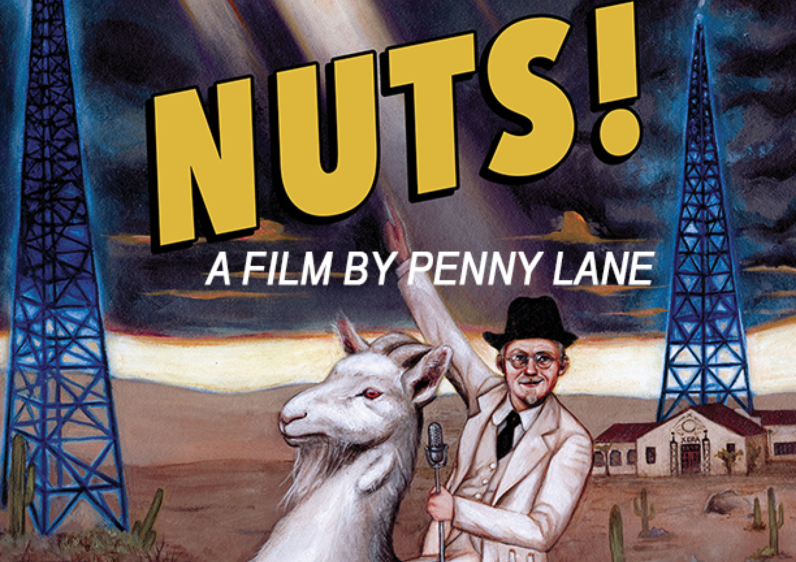 nuts movie animated