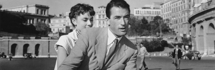 Strangers In A Strange Land The Luminous Guidance Of Roman Holiday