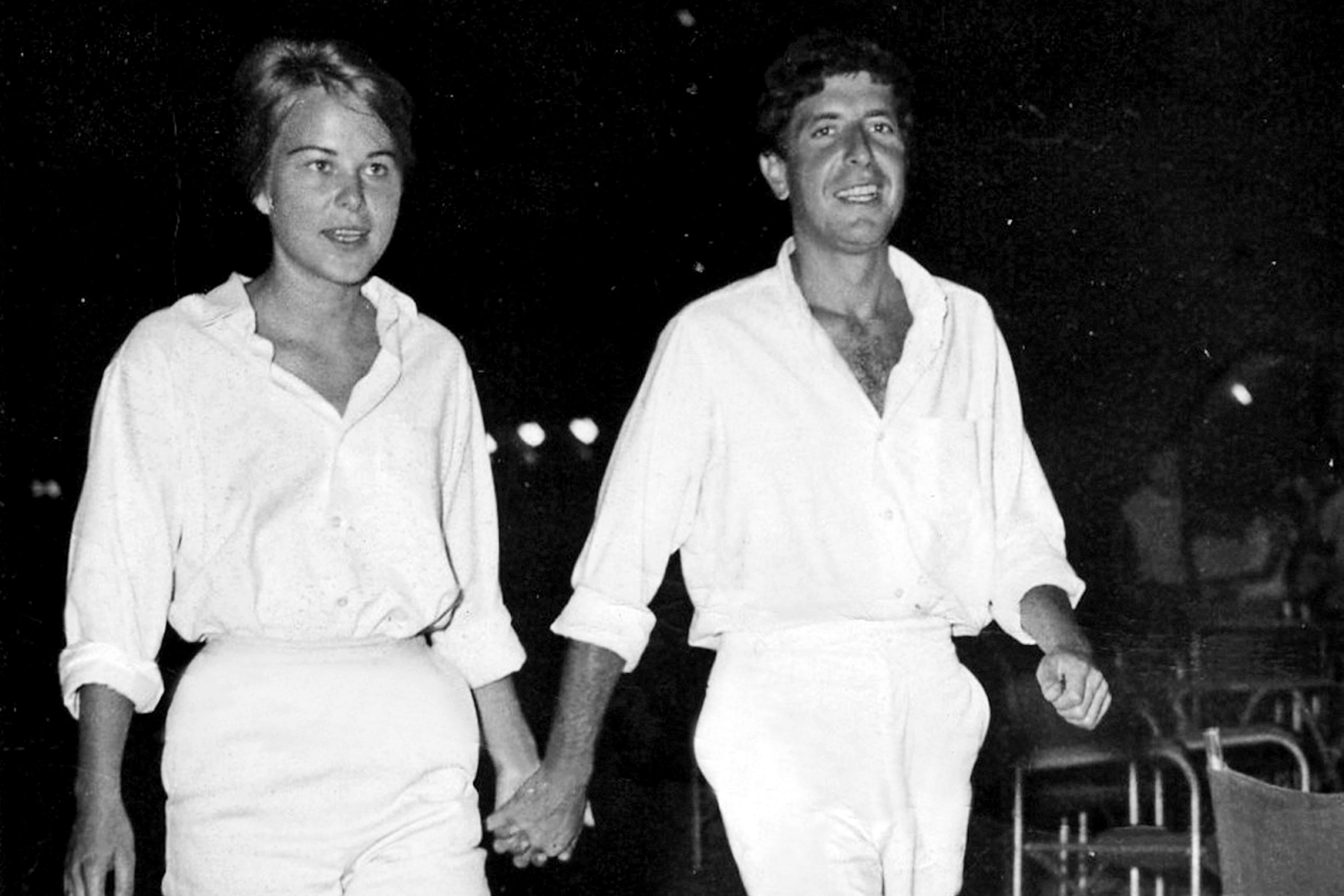 A-Photo-of-Marianne-Ihlen-and-Leonard-Cohen-from-the-film-MARIANNE-LEONARD-WORDS-OF-LOVE-Courtesy-of-Roadside-Attractions_