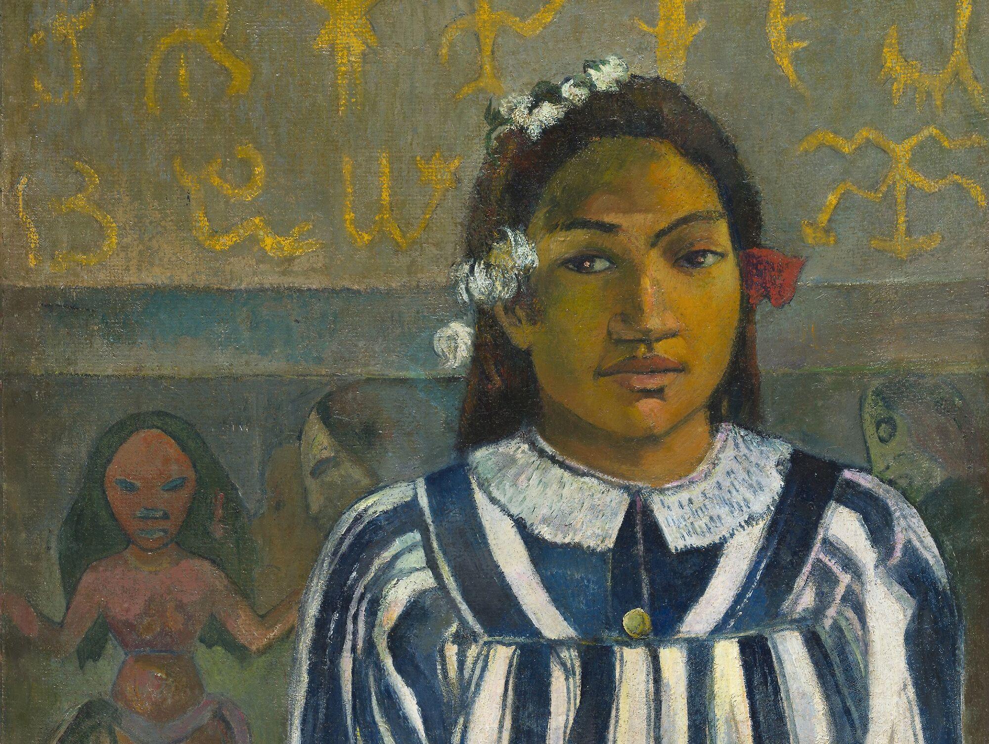 Gauguin Landscape