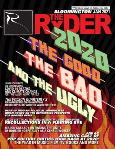 The Ryder Magazine - Current Issue