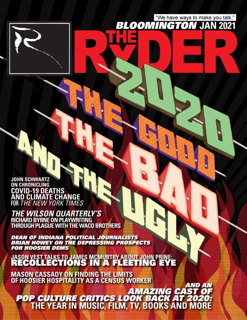 The Ryder Magazine - Jan/Feb 2021 Issue