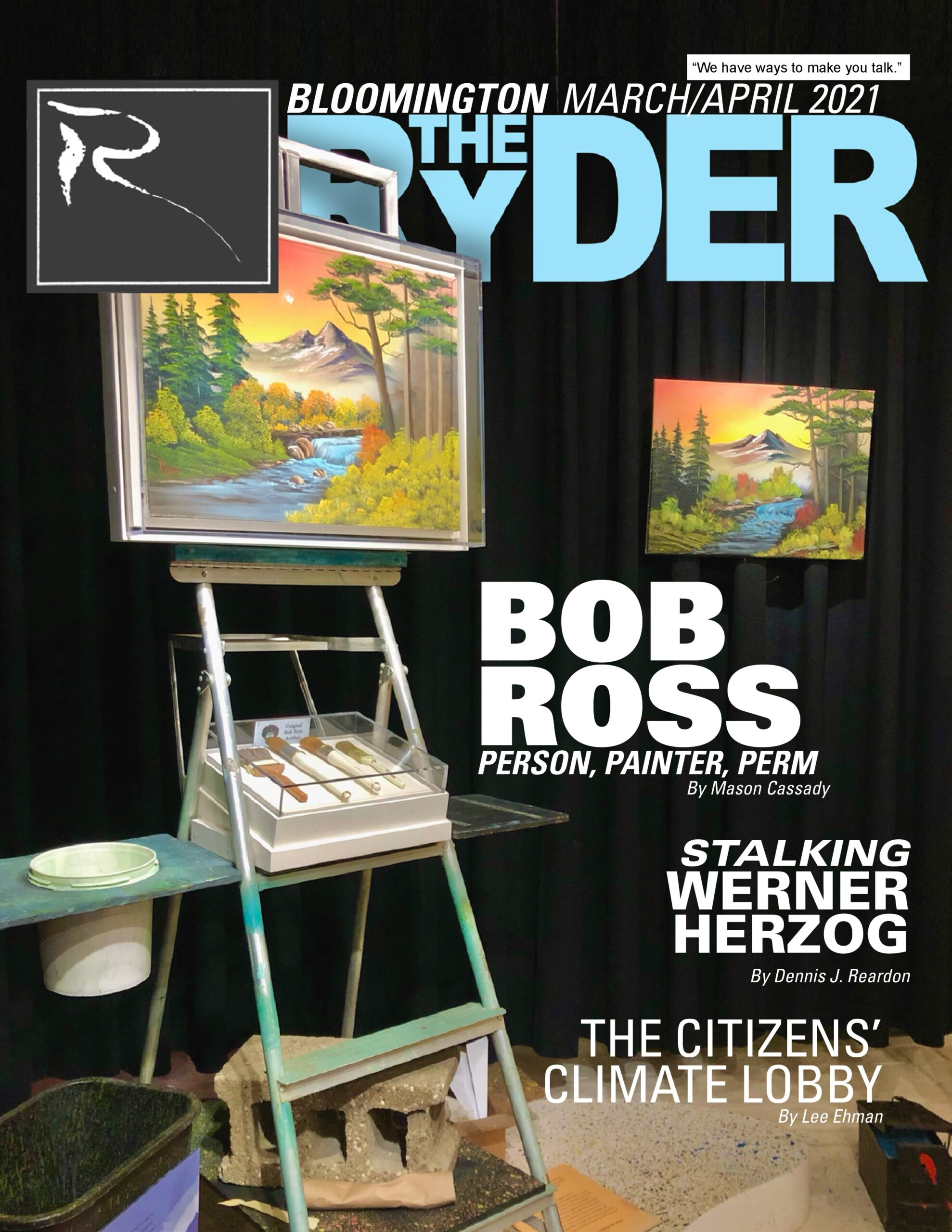 The Ryder Magazine - March April 2021