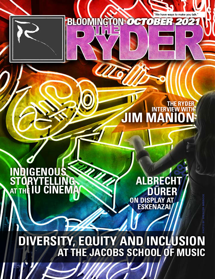 The Ryder Magazine - October 2021 Issue